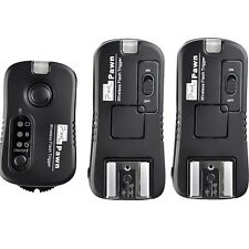 TF-364 Wireless Flash Trigger Olympus Panasonic Leica 2 receivers  studio light