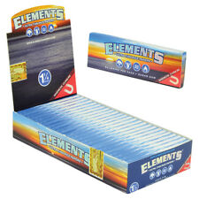 One Pack of Elements 1 1/4 Ultra Thin Rice Papers