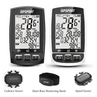 IGPSPORT Cycling ANT+ GPS Wireles Computer Cadence/Speed Sensor Heart Rate Band