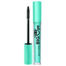 SilkyGirl Big Eye Collagen Waterproof Mascara 01 Blackest Black