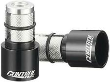 Control Tech Terminator MTB Handlebar Extension Plug, Black