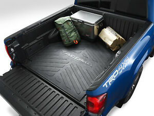 Toyota Tacoma 2005-2020 Short Bed Mat Genuine PT580-35050-SB 5FT SHORT BED ONLY