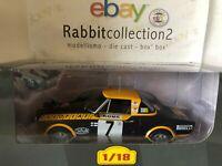 """DIE CAST """" FIAT 124 ABARTH - 1976 M. ALEN """" SCALA 1/18"""