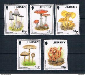 Jersey 1994 Mi. 639/43 ** postfrisch
