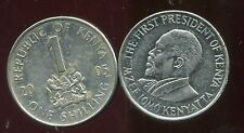 KENYA  1 shilling  2005