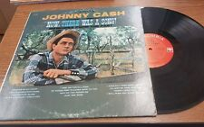Johnny Cash Now There Was A Song Album Record