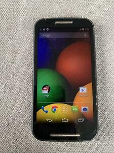 Motorola Moto E (1st Gen.) - 8GB - Midnight Blue (TracFone) Smartphone
