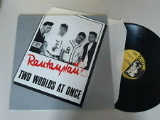 LP Rock Rantanplan - Two Worlds At Once (11 Song) LINK REC / UK Rockabilly