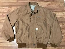 Mens Carhartt FRJ020 FR Flame Resistant All Season Bomber Jacket Large