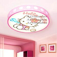 Modern cartoon light Hello Kitty Style LED child Ceiling Light Pendant Lamp 12W