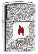 Zippo Feuerzeug Flame Design Katalog 2018 Armor Case 60003416