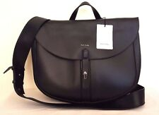 **RARE** BNWT Paul Smith Mainline Large Navy Calf Leather Fishing Bag RRP £1100