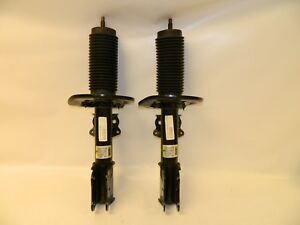 New OEM 2015-2017 Ford Mustang V8 Front Left & Right Side Struts Suspension
