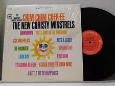 The New Christy Minstrels LP Chim Chim Cher-ee ~ Columbia VG++