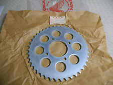 RUOTA Dentata Posteriore Rear Chain SPROKET HONDA cb750f2 New Part Nuovo