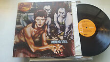 David Bowie Diamond Dogs 1974 us 1st Press Vinyl LP Record CPL10576 gatefold rar