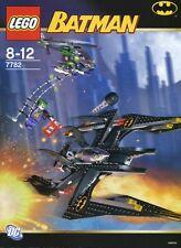 NEW Lego Batman #7782 Joker's Aerial Assault SEALED