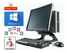 Dell OptiPlex All In One Business PC - WiFi -Windows 10 + Office 2013 Pro