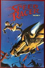 Speed Racer Volume 4 Trade Paperback Collection - From IDW Comics
