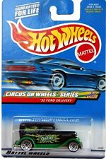 2000 Hot Wheels #26 Circus on Wheels '32 Ford Delivery unpainted base