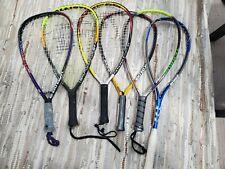 Utiliza raquetas raquetbol y squash Raquetas