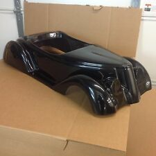 Hot Rod Stroller 30s Roadster Pedal Car Fiberglass Body