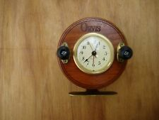 "New ListingOrvis ""Reel Time"" Battery Operated Unique Sounds Alarm Clock"