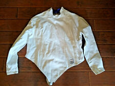 Blue Gauntlet Fencing Jacket Size 52 Right Hand 350Nw
