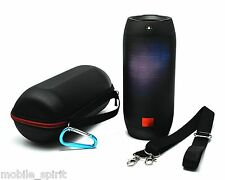 Portable Travel Zipper Flip Case Bag for Jbl Pulse 2 Bluetooth Speaker Cover Ms