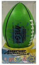 Flash Sale Wave Runner Mega Football Water Bouncer Skipping Ball, Green by
