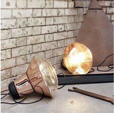 TOM Dixon Copper Pendant light Lamp Big Glass Ceiling Fixtures Chandeliers