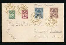 Handstamped George V (1910-1936) European Stamps