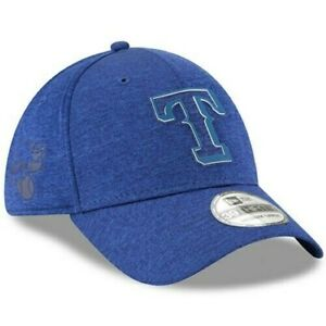 TEXAS RANGERS New Era 39THIRTY CLUBHOUSE CLASSIC Baseball Hat Flex Fit M/L