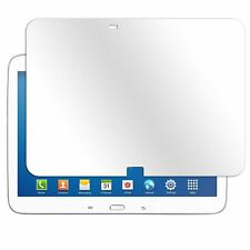 "3x MIRROR SCREEN PROTECTOR FILM COVER FOR SAMSUNG GALAXY TAB 3 10.1"" GT - P5200"