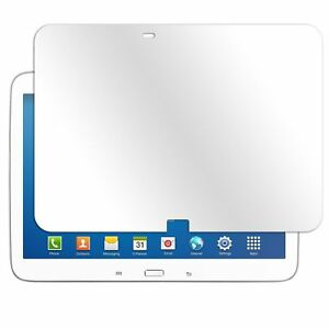 """3x MIRROR SCREEN PROTECTOR FILM COVER FOR SAMSUNG GALAXY TAB 3 10.1"""" GT - P5200"""