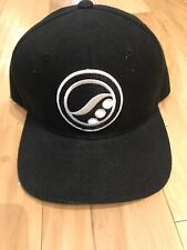 2018 Q4 SYR: NEW UNUSED Shoyoroll Hat OG LOGO SNAPBACK BLACK S/M