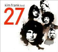 KIM FRANK - 27 4 CD NEW FRANK,KIM