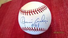 JOAQUIN ANDUJAR #47 Signed Major League Baseball -JSA Authenticated #Q22131