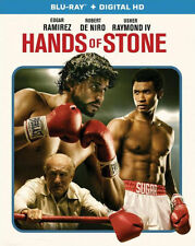 HANDS OF STONE - BLU RAY - Region A - Sealed