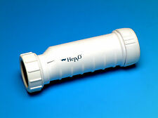Wavin HepvO PP Water Plumbing Waste Valve WT Ø 40  UK Pipe Standard