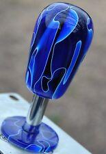 "Custom Hand Made Arcade Stick Joystick Sanwa Bat Top ""Chief Thunder"""