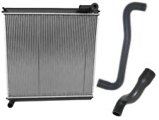 London Taxi TX4 TXIV Centre Core Radiator Plus Top / Bottom Hose 2 Year Warranty
