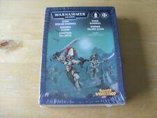 Games Workshop Warhammer 40k Eldar Howling Banshees Squad Metal Figure WH40K OOP