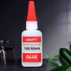 Mighty Tire Repair Tyre Glue Fast Repair Bike Car Patch Oil Welding Glue 20/50g