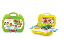 Children Pretend Play Barbecue Party Set and Kitchen Stove Top Set Ages 3 +