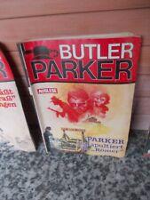"Butler Parker Heft Nr. 281: Parker katapultiert die ""Römer"""
