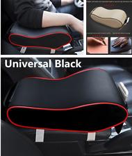 Auto Accessory Car Center Console Box Armrest Soft Pad Cover Black Wear Durable