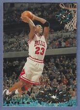 1995-96 Topps Stadium Club #1 Michael Jordan Chicago Bulls