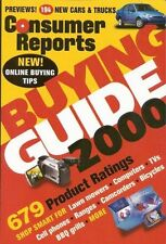 Consumer Reports Buying Guide 2000 (Consumer Repor