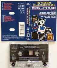 V/A - The Premiere Collection Encore: Andrew Lloyd Webber (Cassette Album)